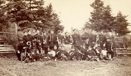 Voltigeur de Québec Musiciens