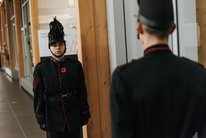 Gala Militaire à Québec