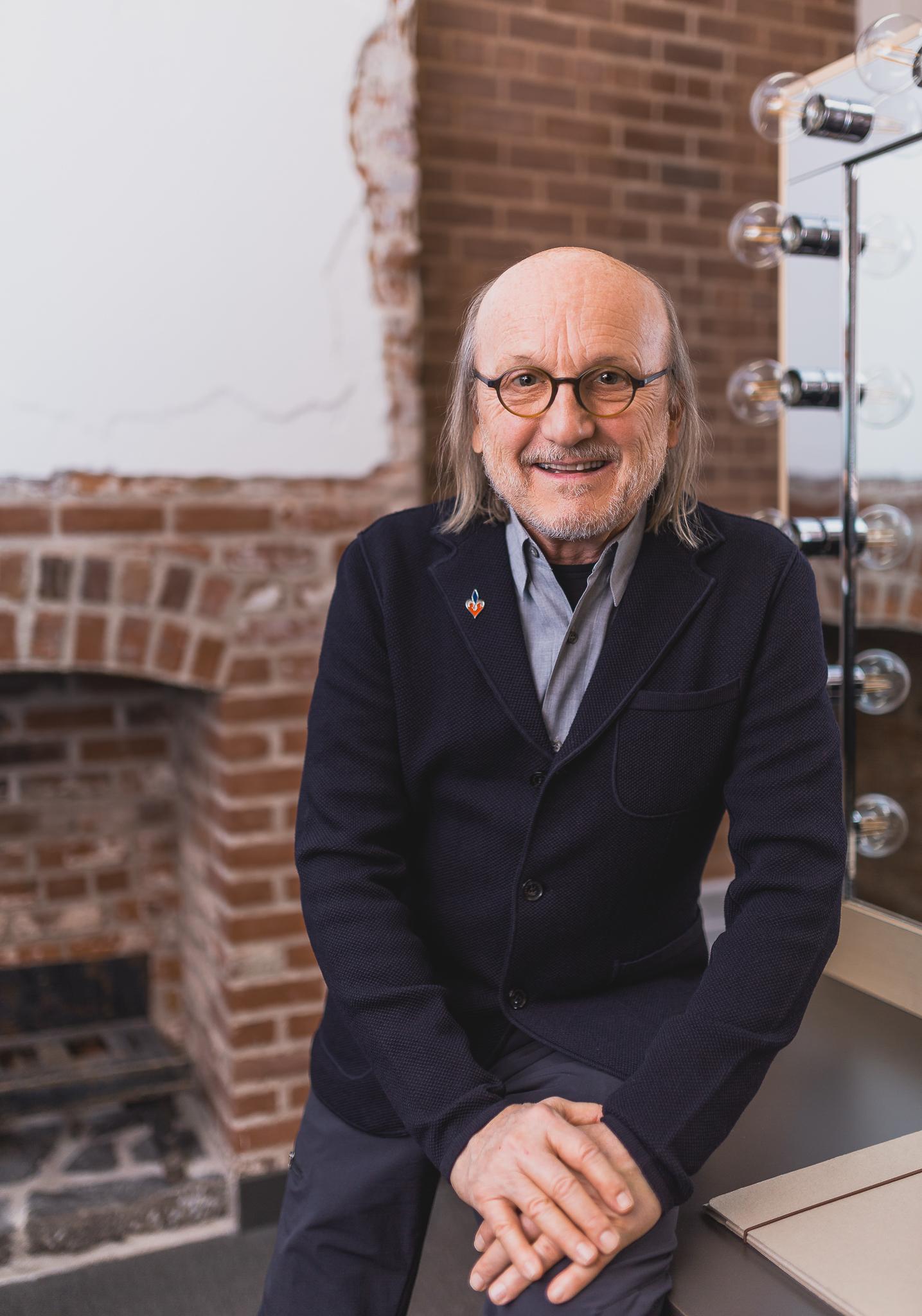 Loges salle Québec avec Jim Corcoran