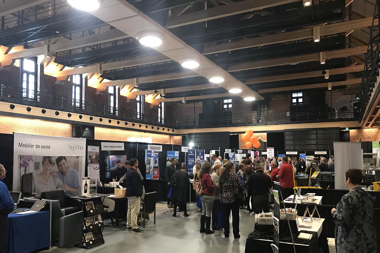 Centre exposition location Québec